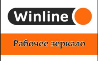 Работающее зеркало Winline
