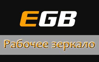 Рабочее зеркало ЕГБ и способы получить доступ к сайту